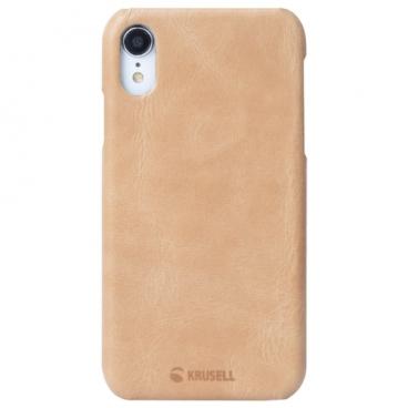 Чехол Krusell Sunne Cover для Apple iPhone Xr, кожаный