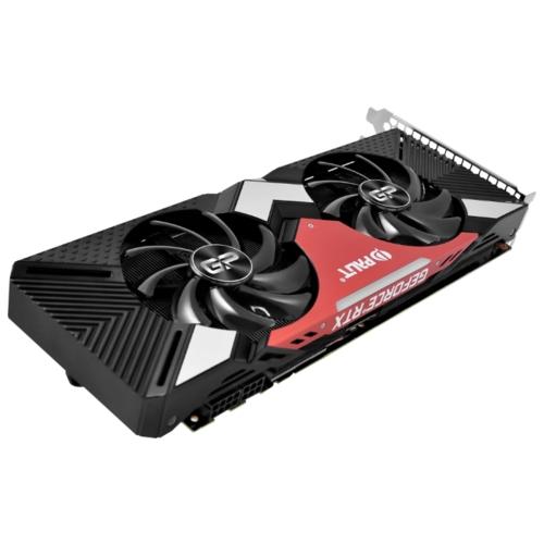 Видеокарта Palit GeForce RTX 2070 1410MHz PCI-E 3.0 8192MB 14000MHz 256 bit HDMI HDCP Dual