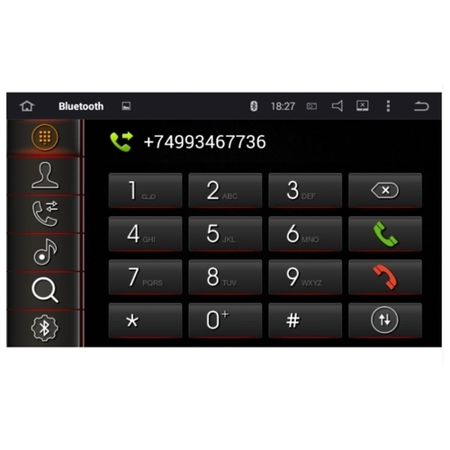 Автомагнитола ROXIMO CarDroid RD-2309D KIA Sportage 4 2016 (Android 8.0)