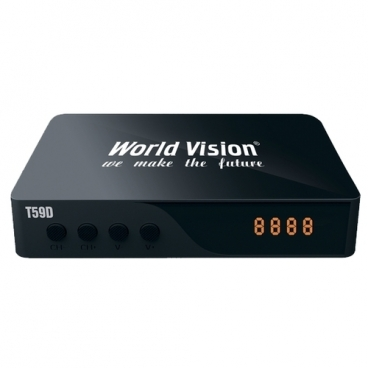 TV-тюнер World Vision T59D