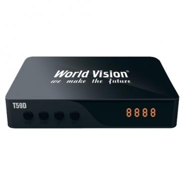 TV-тюнер World Vision T59D