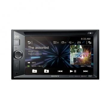 Автомагнитола Sony XAV-W600