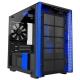Компьютерный корпус NZXT H200i Black/blue