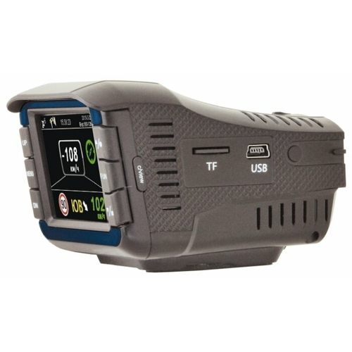 Видеорегистратор с радар-детектором INCAR SDR-20, GPS