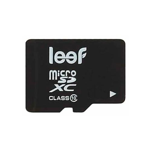 Карта памяти Leef microSDXC Class 10