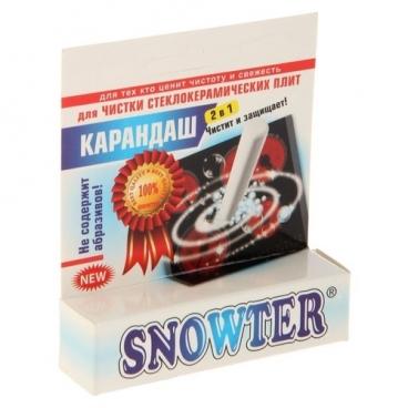 Карандаш для чистки стеклокерамических плит Snowter