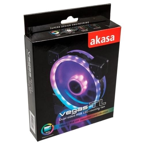 Система охлаждения для корпуса Akasa VEGAS TL