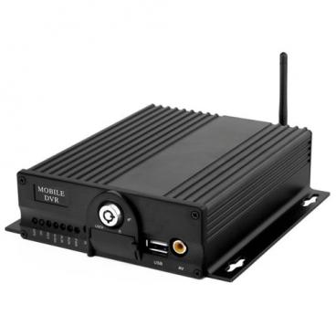 Видеорегистратор Proline PR-MRA6504DG-WF, без камеры, GPS
