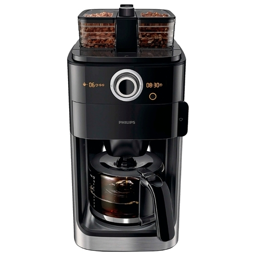 Кофеварка Philips HD7769 Grind & Brew