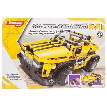 Электромеханический конструктор Mioshi Tech Мастер MTE1201-057 Вездеход