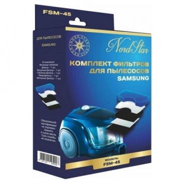 Nord Star Комплект фильтров FSM-45