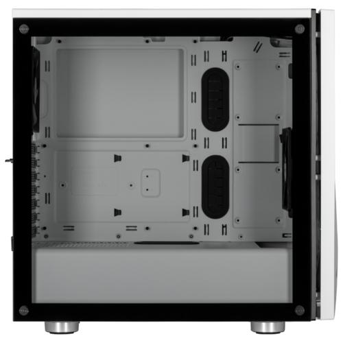 Компьютерный корпус Corsair Carbide Series SPEC-06 RGB TG White