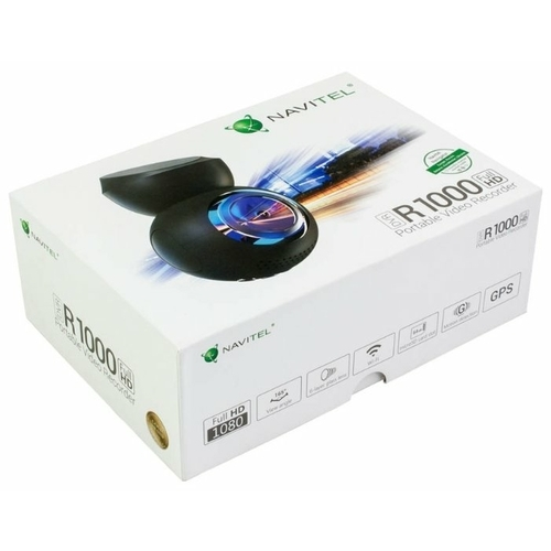 Видеорегистратор NAVITEL R1000, GPS