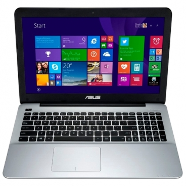 Ноутбук ASUS X555QA
