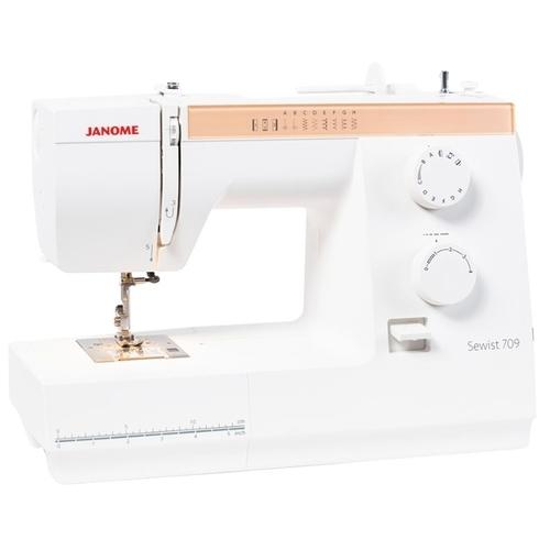 Швейная машина Janome Sewist 709