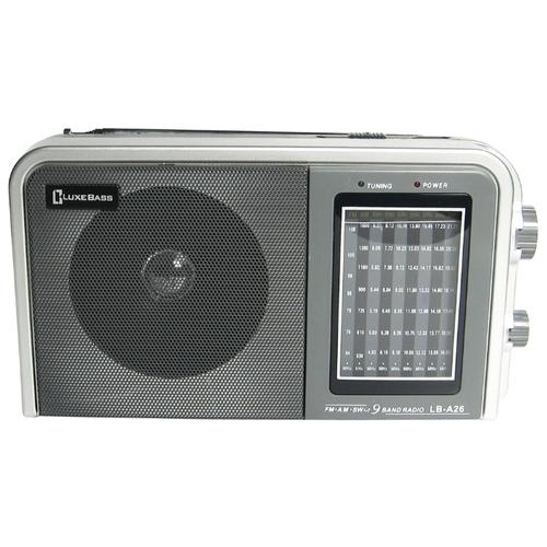 Радиоприемник LuxeBass LB-A26