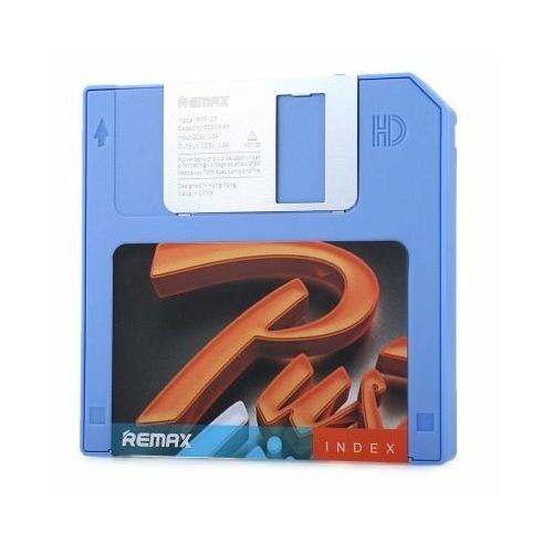 Аккумулятор Remax Floppy Disk Power Bank RPP-17 5000 mAh