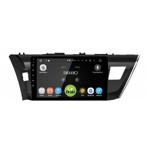 Автомагнитола ROXIMO CarDroid RD-1103F Toyota Corolla e160 (Android 8.0)