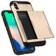 Чехол Spigen Crystal Wallet для Apple iPhone X (057CS22153)