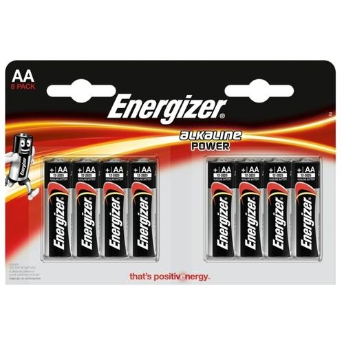 Батарейка Energizer Alkaline Power AA