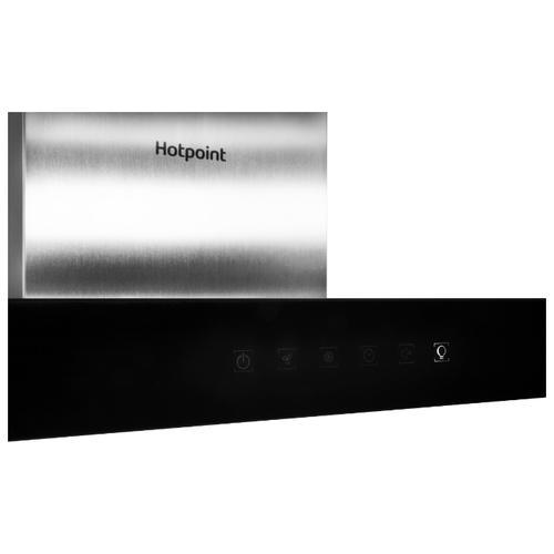Каминная вытяжка Hotpoint-Ariston HHBS 9.8F LT X