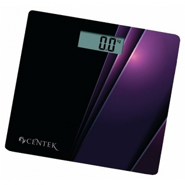 Весы CENTEK CT-2412 Black-Violet