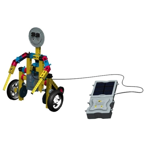 Электромеханический конструктор ENGINO Solar Power S20 Solar Cars 8in1