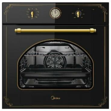 Электрический духовой шкаф Midea EMR902GB-AN