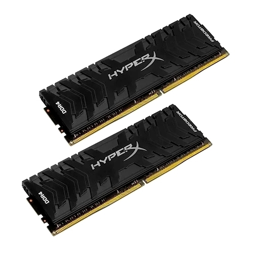 Оперативная память 8 ГБ 2 шт. HyperX HX446C19PB3K2/16