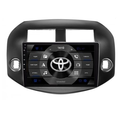 "Автомагнитола Subini TOY104 10,2"" Toyota Rav 4 III 2005 - 2012"
