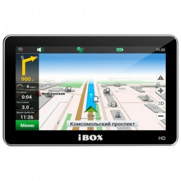 Навигатор iBOX PRO-7600 HD
