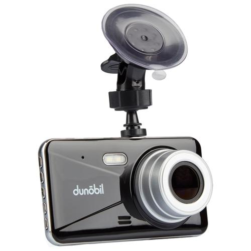 Видеорегистратор Dunobil Zoom Black Duo, 2 камеры