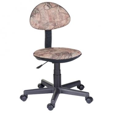 Компьютерное кресло МЕБЕЛЬТОРГ Логика детское