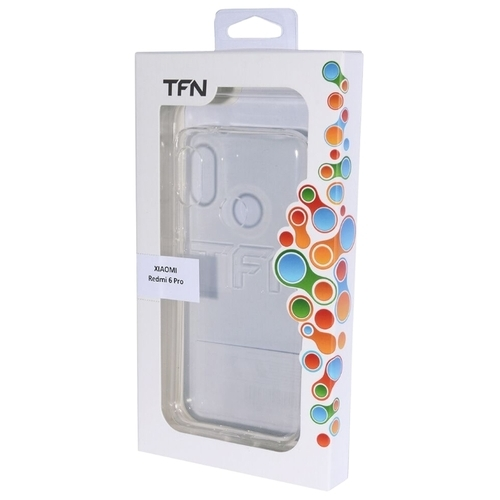 Чехол TFN TFN-CC-10-029TPUTC для Xiaomi Redmi 6 Pro