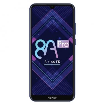Смартфон Honor 8A Pro