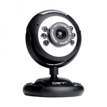 Веб-камера DENN DWC610