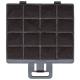 Bosch Угольный фильтр BBZ192MAF