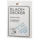 BLACK+DECKER Сменные накладки дельтавидные FSMP30-XJ