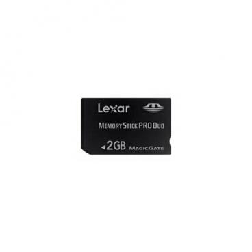 Карта памяти Lexar Memory Stick Pro Duo
