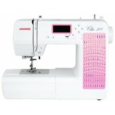 Швейная машина Janome Clio 100