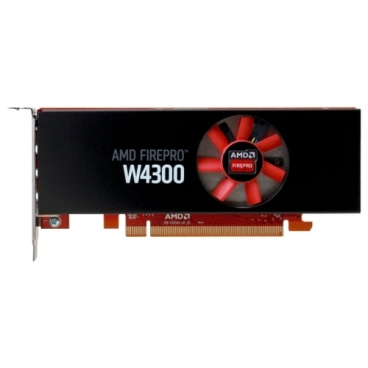 Видеокарта HP FirePro W4300 PCI-E 3.0 4096Mb 128 bit