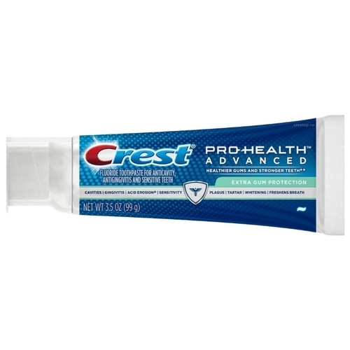 Зубная паста Crest Pro-health advanced extra gum protection