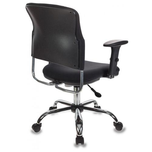 Компьютерное кресло Бюрократ CH-323AXSN офисное
