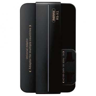 Сетевая зарядка Remax 2 USB (RS-X1)