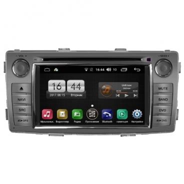 Автомагнитола FarCar s170 Toyota Hilux 2012+ Android (L143can)