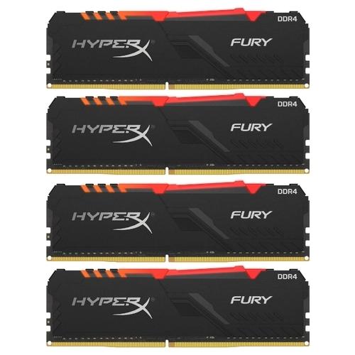 Оперативная память 16 ГБ 4 шт. HyperX HX430C15FB3AK4/64