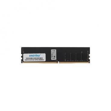 Оперативная память 4 ГБ 1 шт. SmartBuy SBDR4-UD4GBSPK512X8-2133P