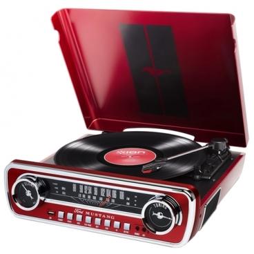 Виниловый проигрыватель Ion Mustang LP