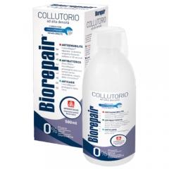 Biorepair 4-action mouthwash антибактериальныи? ополаскиватель для полости рта