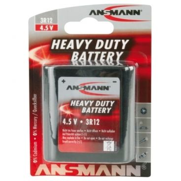 Батарейка ANSMANN Heavy Duty Battery 3R12